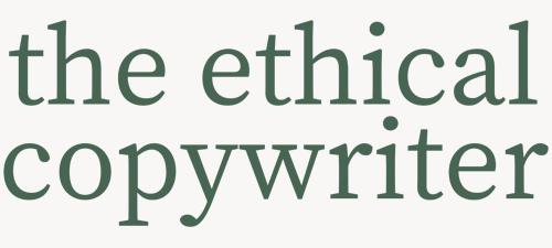 The Ethical Copywriter